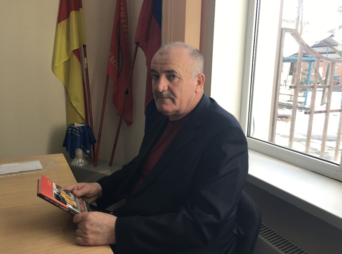 Ветераны афганской войны не любят вспоминать о своих подвигах – Сергей Пхалагов