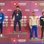 Сборная России по вольной борьбе заняла первое общекомандное место на чемпионате Европы