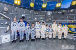 Во Владикавказе открылась уникальная для России школа космонавтики и планетарий