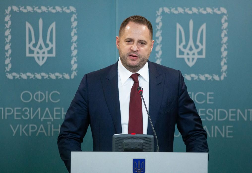Бывший помощник депутата Эльбруса Тедеева стал руководителем офиса президента Украины