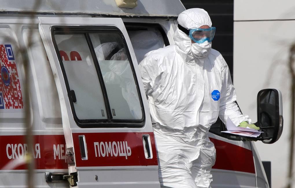 Число заразившихся коронавирусом в России превысило 1,8 тысяч человек