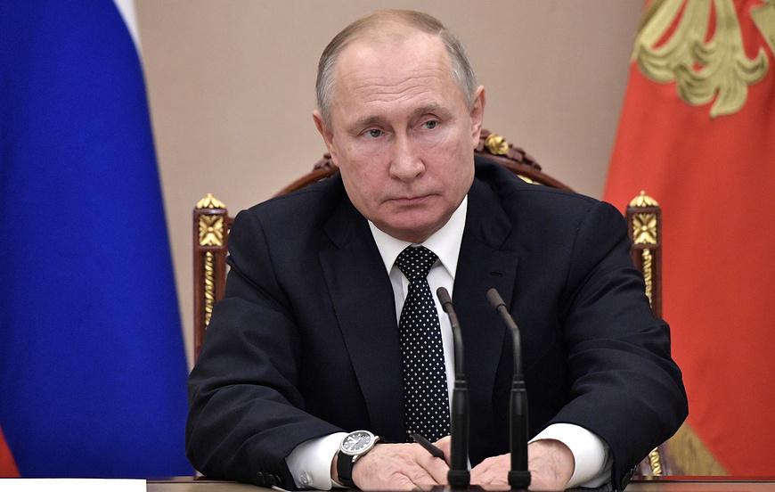 Новые поручения Владимира Путина в связи с коронавирусом. Главное