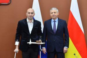 Благодарю руководство республики за внимание к спортсменам – Игорь Гамаонов