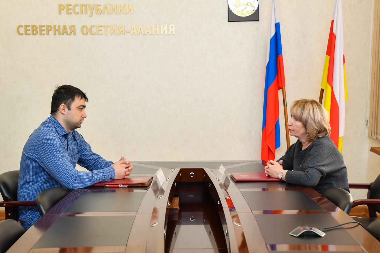 ЦИК и АНО «Доброволец Кавказа» подписали соглашение о взаимном сотрудничестве