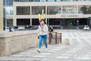 Режим карантина: Владикавказ в условиях эпидемии коронавируса