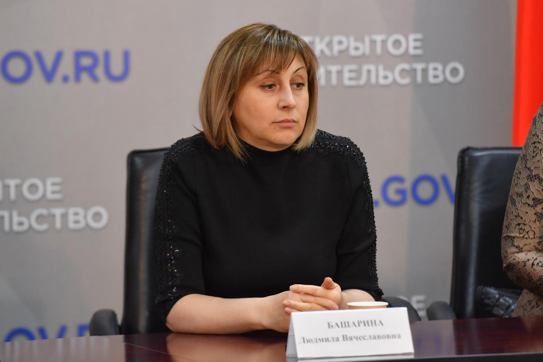 Если родители захотят, чтобы их дети ходили в школу, мы создадим для этого условия – Людмила Башарина