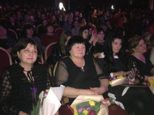 Праздник прекрасных: Вячеслав Битаров наградил особо отличившихся женщин Осетии