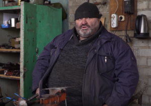 Кузнец Бибо Азиев | Дело мастера