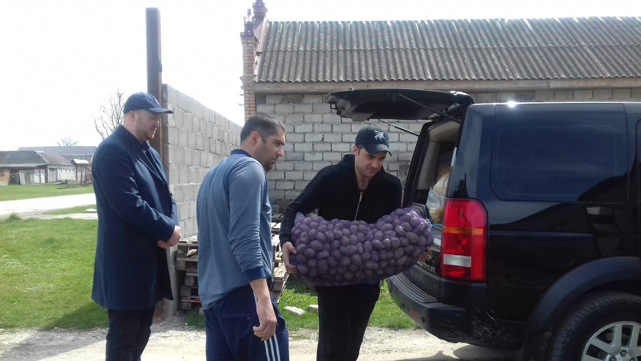 Предприниматель из Дигоры Николай Кодзасов оказал поддержку нуждающимся в период пандемии