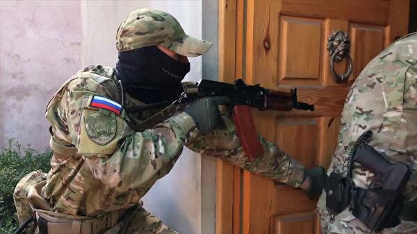 Три теракта, один из них на Северном Кавказе, предотвратили сотрудники ФСБ за два дня