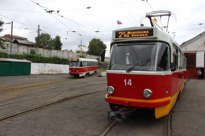 Во Владикавказе восстановлено трамвайное движение