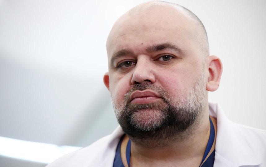 Денис Проценко поделился с жителями Осетии опытом борьбы с коронавирусом