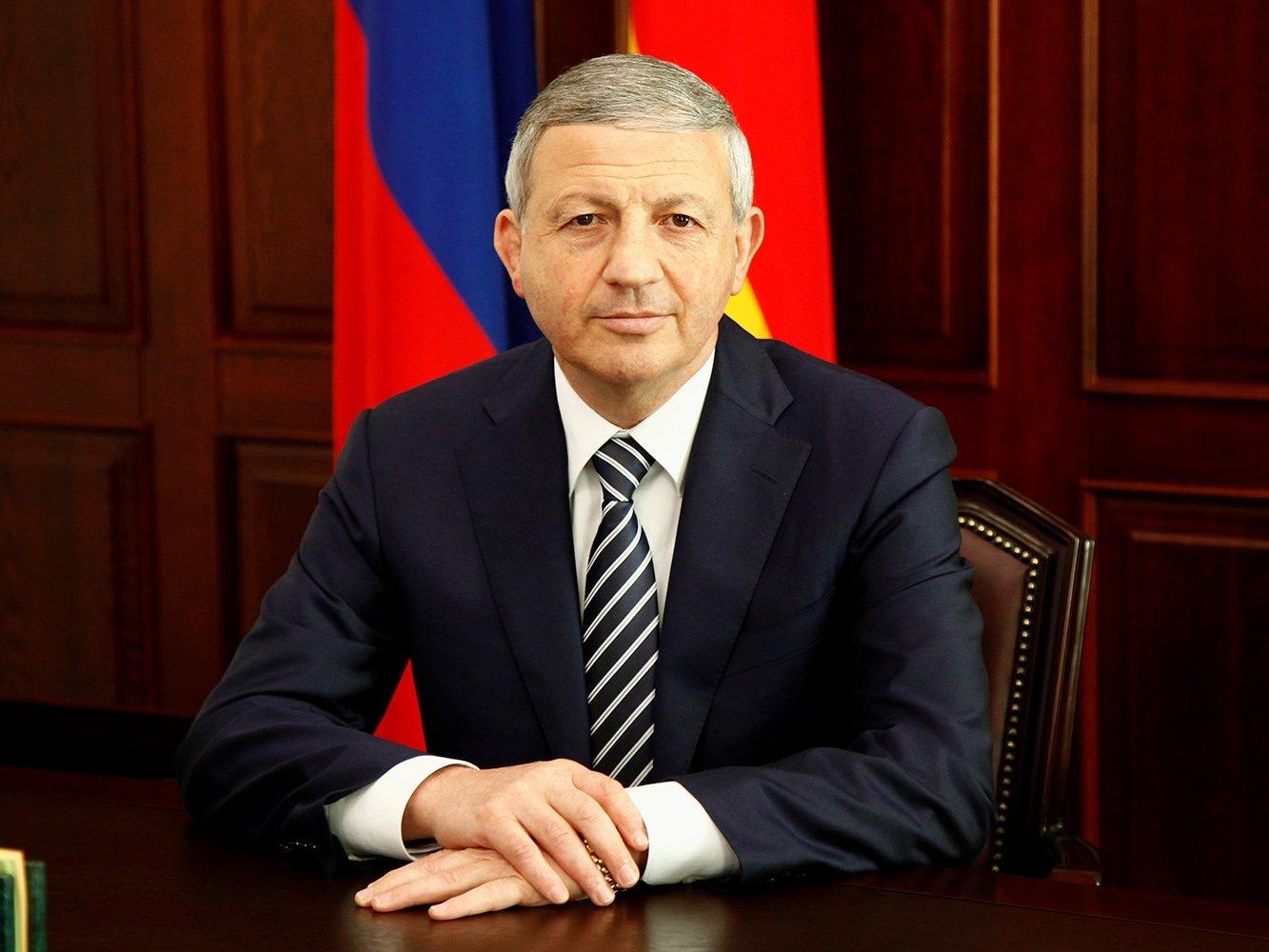 Поздравление главы Северной Осетии с праздником Ураза-байрам
