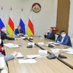 В Северной Осетии обсудили возможность поэтапного снятия ограничительных мер