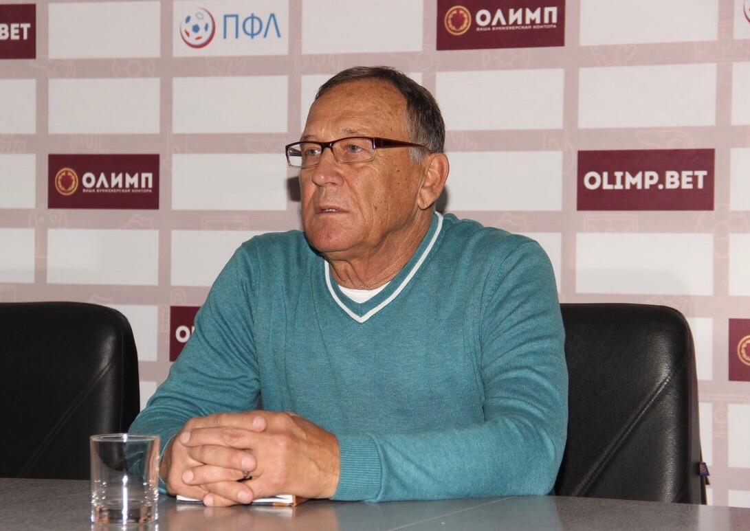 Главный тренер «Спартака» покинул свою должность