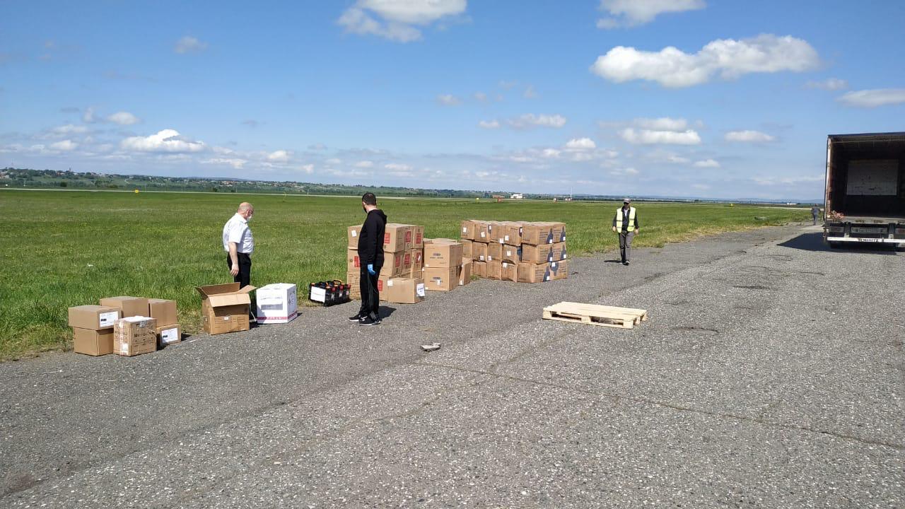 Правительство Москвы оказало гуманитарную помощь Северной Осетии