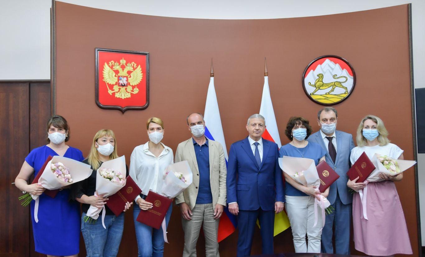 Вячеслав Битаров встретился с группой московских медиков