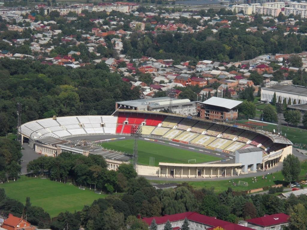 Во Владикавказе приступили к реконструкции стадиона «Спартак»