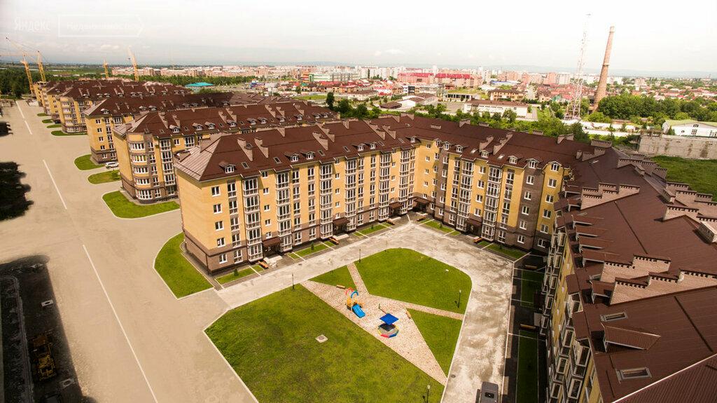 Эксперты зафиксировали падение цен на недвижимость в Северной Осетии