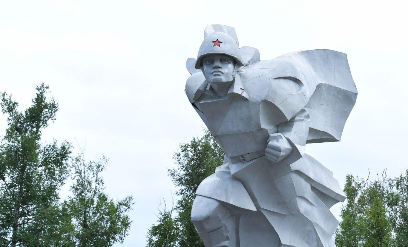В Северной Осетии состоялось открытие обновленного мемориального комплекса «Барбашово поле»
