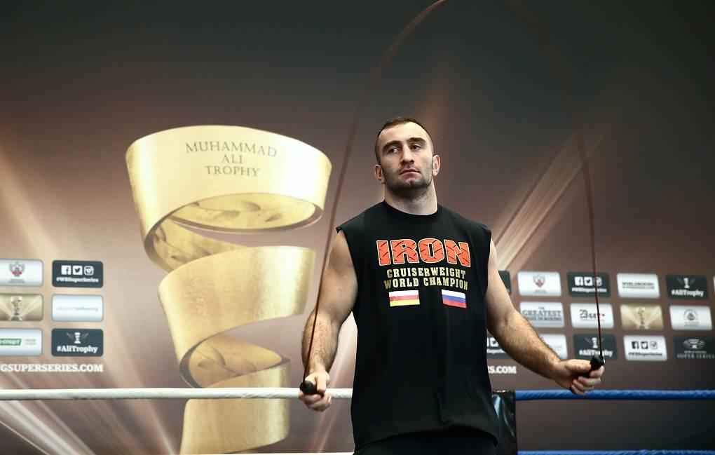 Мурат Гассиев примет участие в масштабном онлайн-праздновании Дня Бокса