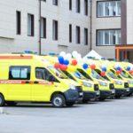 Северная Осетия получила 11 новых автомобилей скорой помощи