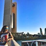 Осетинка из Бахрейна: Алина Дзгоева