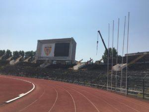 После реконструкции стадион «Спартак» будет вмещать более 30 тысяч зрителей