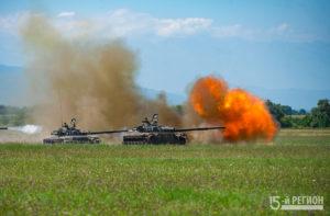 В Северной Осетии стартовал Международный военно-технический форум
