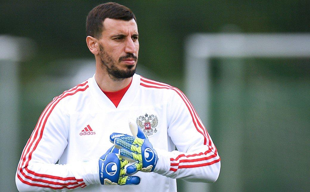 Сослан Джанаев вызван в сборную России по футболу на октябрьские матчи
