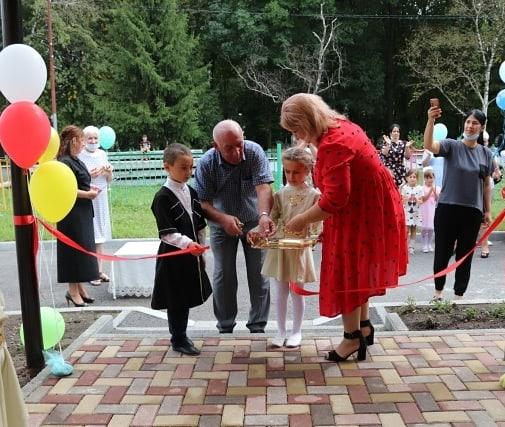 Две пристройки к детским садам открылись в Пригородном районе
