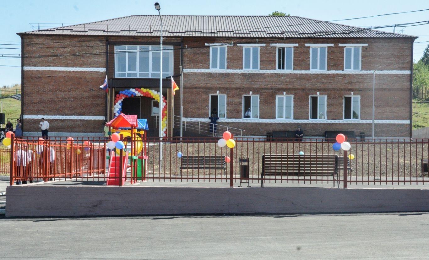 В селении Толдзгун после капитального ремонта открылся Дом культуры
