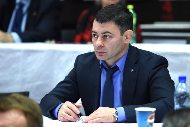 Вадиму Кумаритову присвоено почетное звание «Заслуженный работник физической культуры РФ»