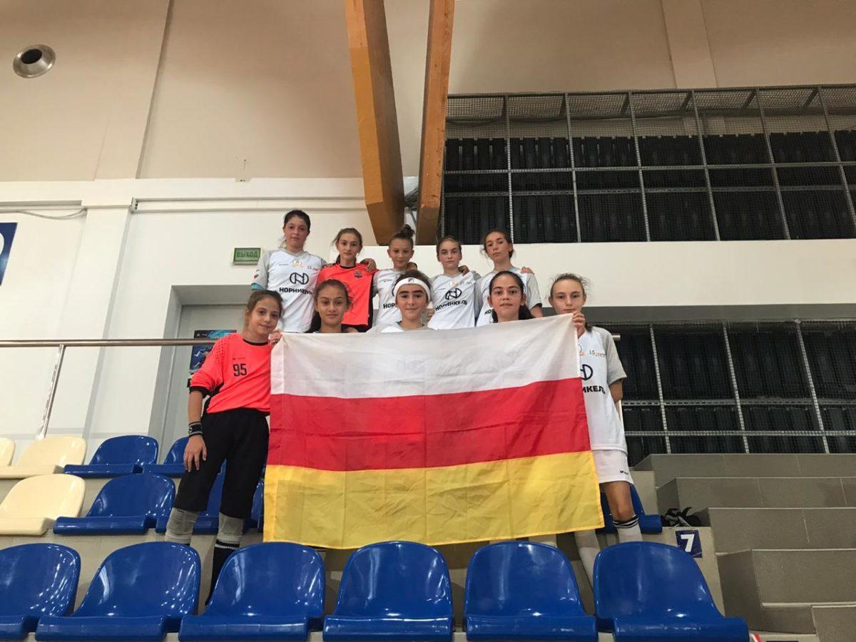 Команда из Северной Осетии стала победителем Всероссийского проекта «Мини-футбол – в школу»