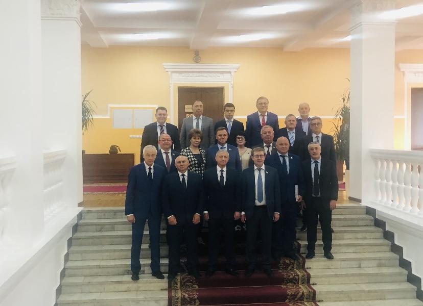 Выездное заседание комитета Совета Федерации состоялось во Владикавказе