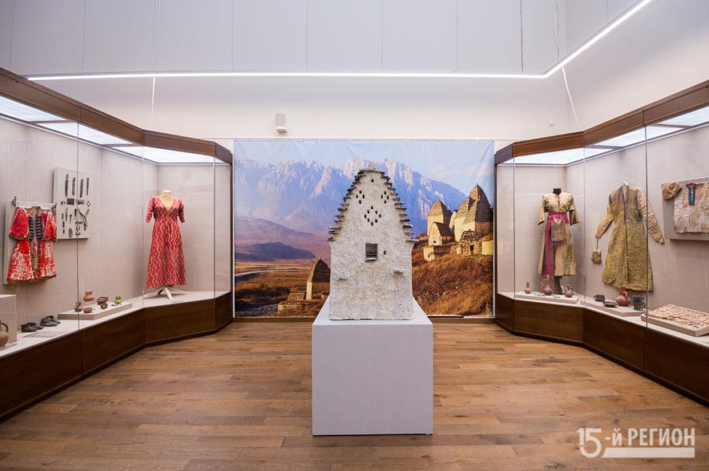 Национальный музей республики открылся после реставрации