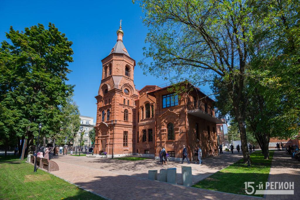 Открытие Владикавказского духовно-просветительского центра