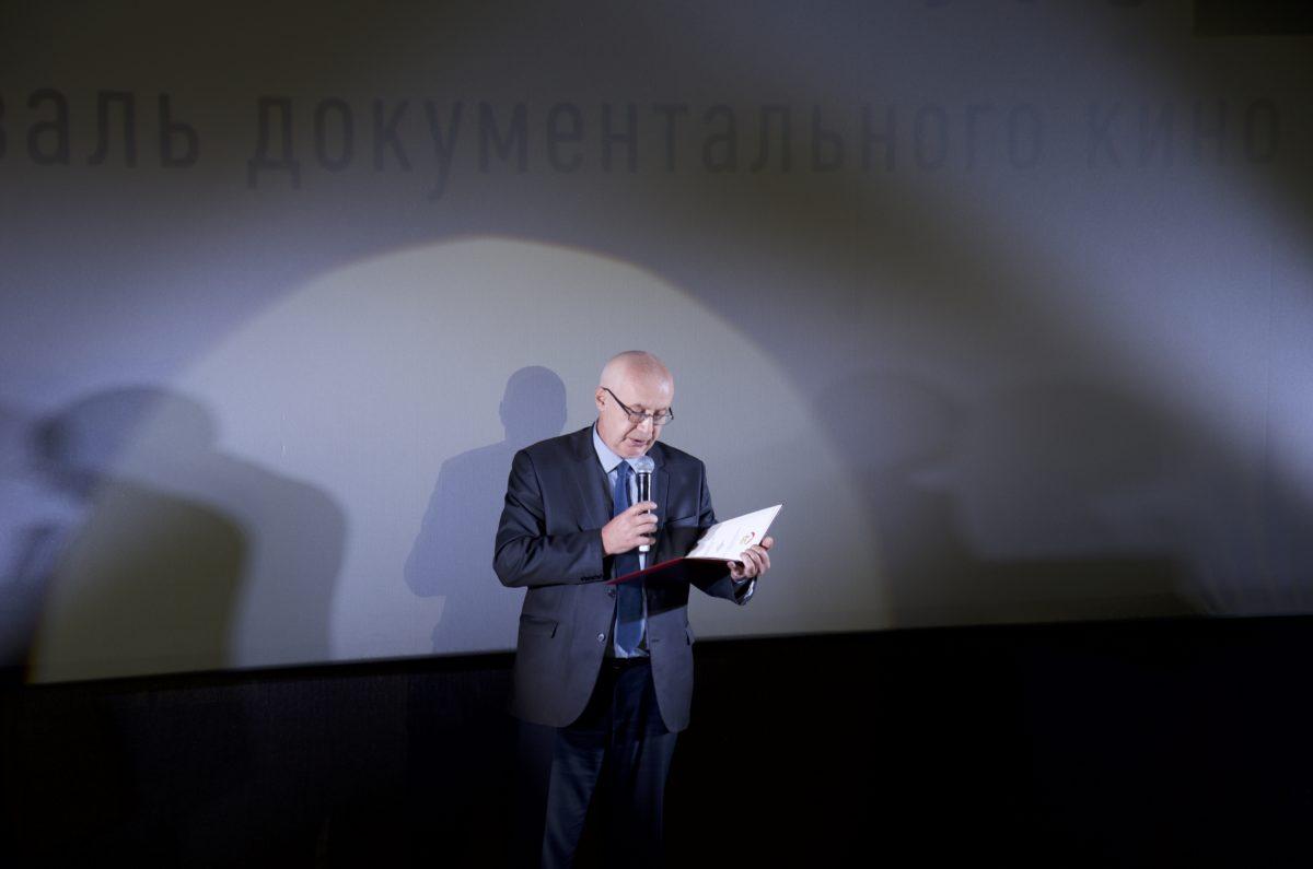 Юрий Фидаров удостоен звания Заслуженного журналиста Республики Беларусь