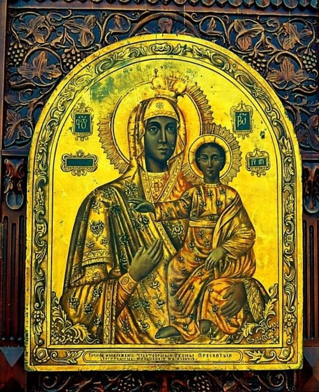 Впервые более чем за 100 лет икона Моздокской Богородицы прибудет крестным ходом во Владикавказ