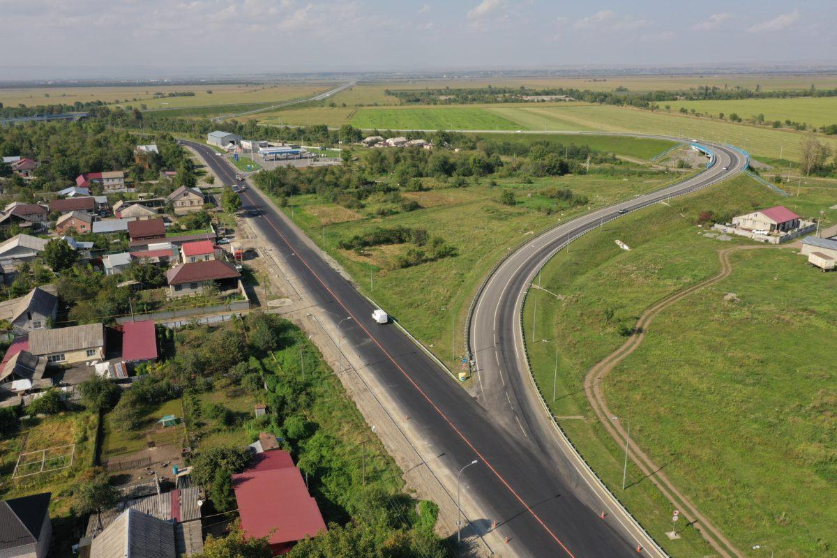 В Северной Осетии приведут к нормативу 15 км трассы Р-217 «Кавказ» на отрезке Беслан – Владикавказ