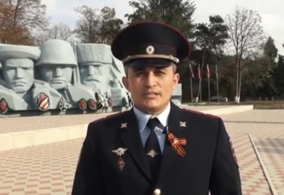 Тамерлан Дзебисов представит Северную Осетию в финале конкурса «Народный участковый – 2020»