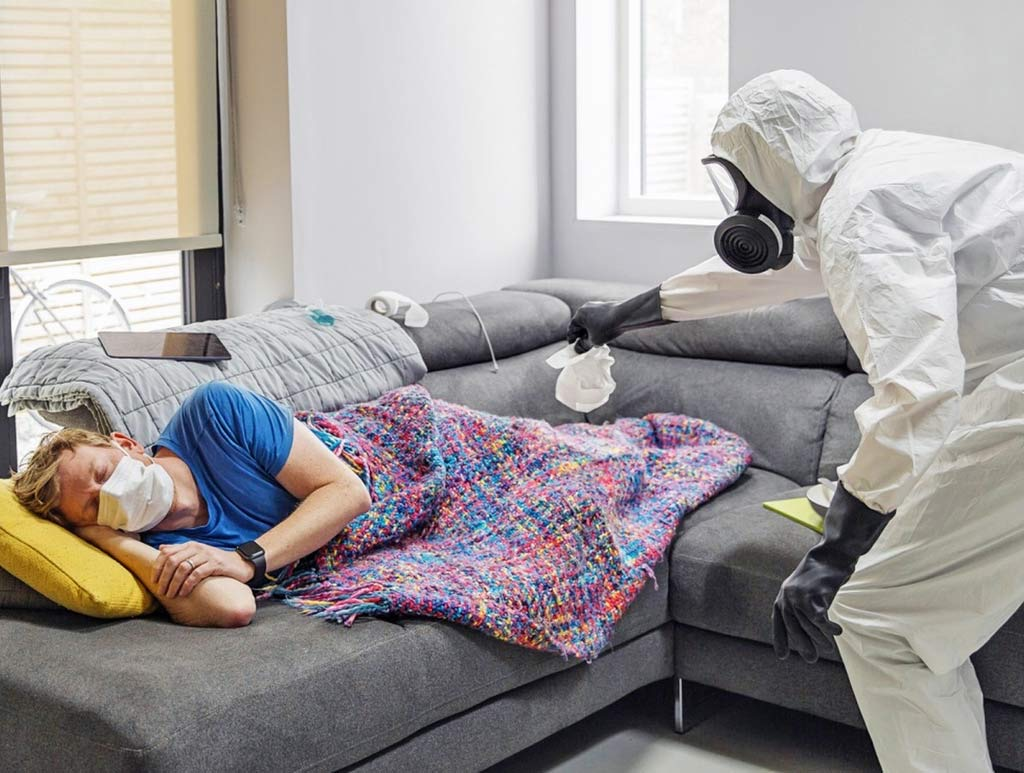 Минздрав назвал условие, при котором пациенты c коронавирусом могут лечиться на дому