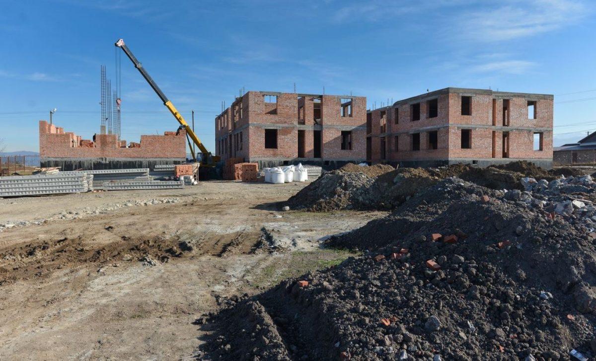 Северная Осетия переживает строительный бум – минстрой