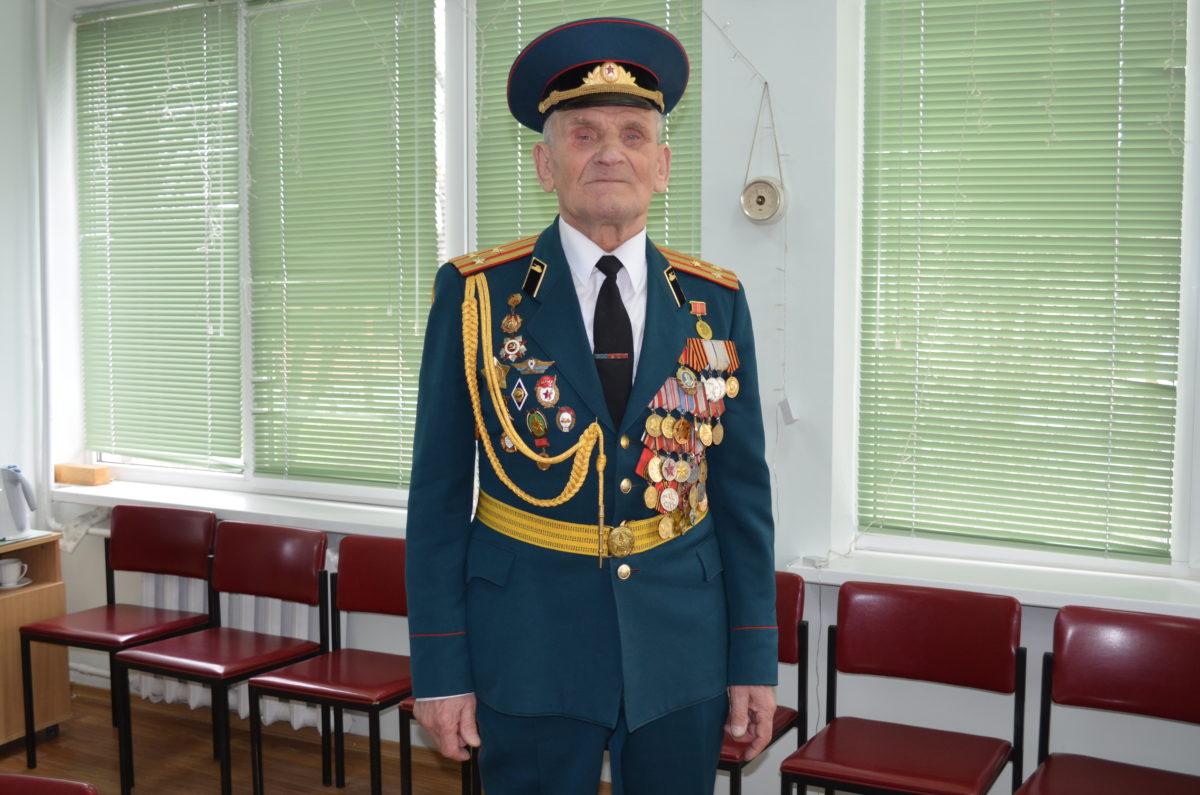Ушел из жизни ветеран Великой Отечественной войны Николай Фирсов