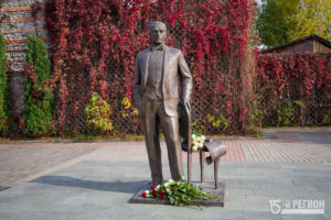 Представители московского театра имени Евгения Вахтангова посетили Владикавказ