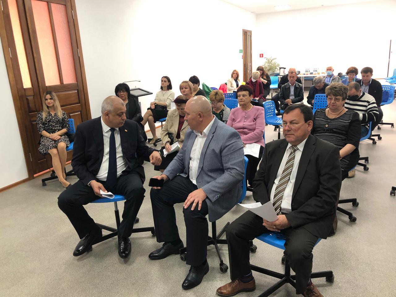 Представители Моздокского района приняли участие в фестивале территориального общественного самоуправления