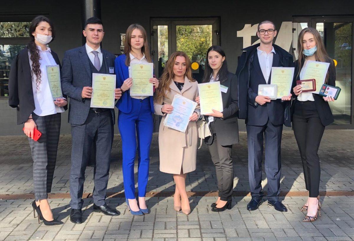 Студенты из Северной Осетии стали лауреатами всероссийского конкурса