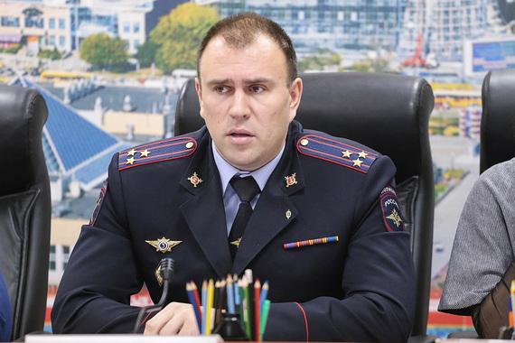 Экс-начальник полиции Северной Осетии занял пост замглавы Тюмени