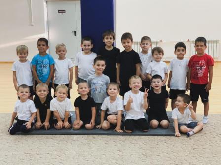 В Моздоке открылась секция спортивной гимнастики для мальчиков