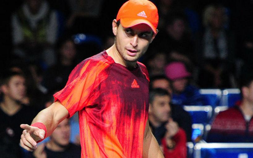 Теннисист Аслан Карацев вышел во второй круг турнира в Санкт-Петербурге